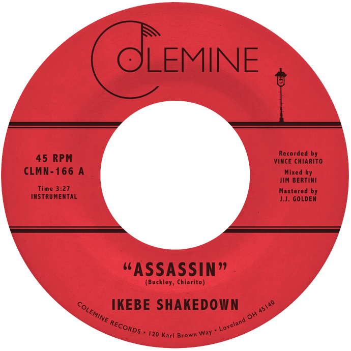 Ikebe Shakedown - Assassin - Colmine 166