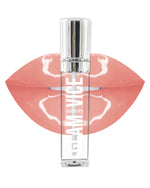 "NEW! ""HEAVENLY"" CLEAR GLAZED LIPS"