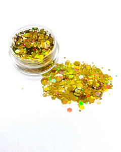 """RICH WITCH"" LOOSE CHUNKY GLITTER"