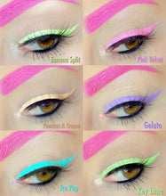 """PEACHES & CREAM"" UV PASTEL RETRO LINER"