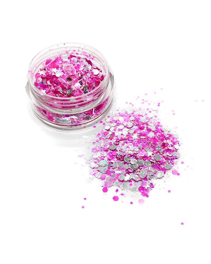 "NEW! ""FRESA"" UV LOOSE CHUNKY GLITTER"
