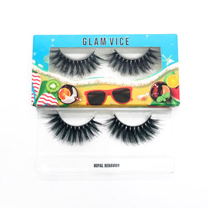 """ROYAL BEHAVIOR"" PREMIUM SILK LASHES"