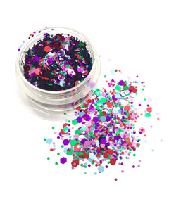 """GLAM CARTEL"" LOOSE CHUNKY GLITTER"