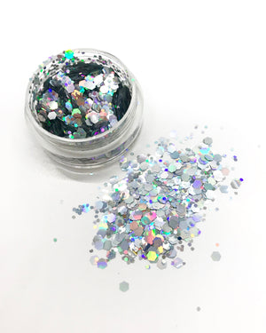 "Load image into Gallery viewer, ""HALOVE"" LOOSE CHUNKY GLITTER"