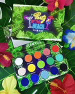 """PARTY BY THE BEACH"" 15 EYESHADOW PALETTE"