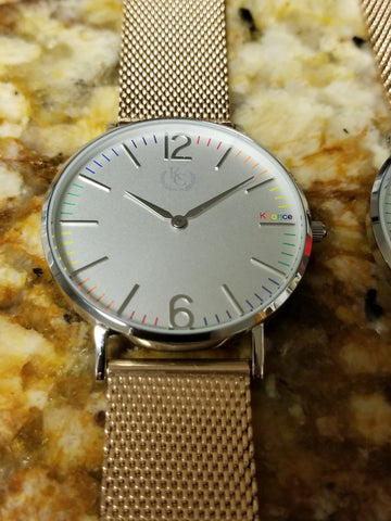 Iconic Two-Tone Watch