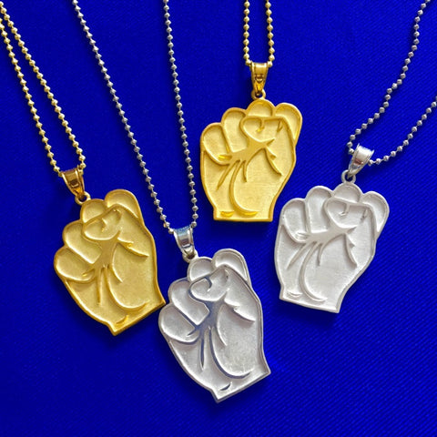 Koonce co jewelers fight the power pendant by definition of fight the power pendant by definition of character dave clarke mozeypictures Gallery