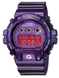 Casio Men's DW6900CC-6 G-Shock Metallic Purple Digital Sport Watch