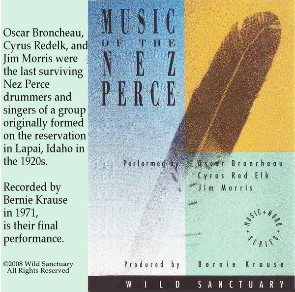 Music Of Nez Perce