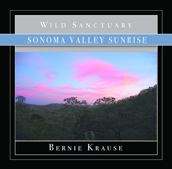 Sonoma Valley Sunrise