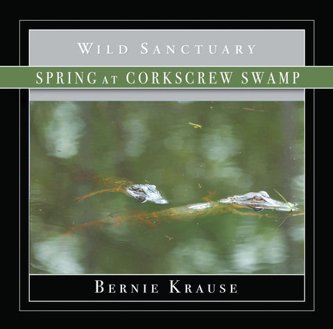 Spring in Corkscrew Swamp