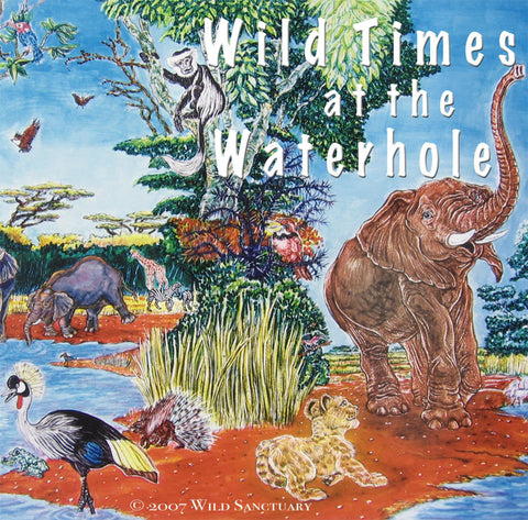 Wild Times at the Waterhole