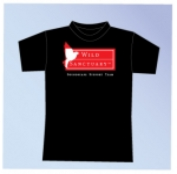 Original Wild Sanctuary Company Tee