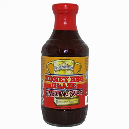 Sucklebusters Honey BBQ Glaze