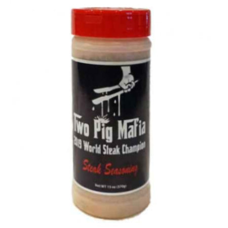 2 Pig Mafia Steak Seasoning