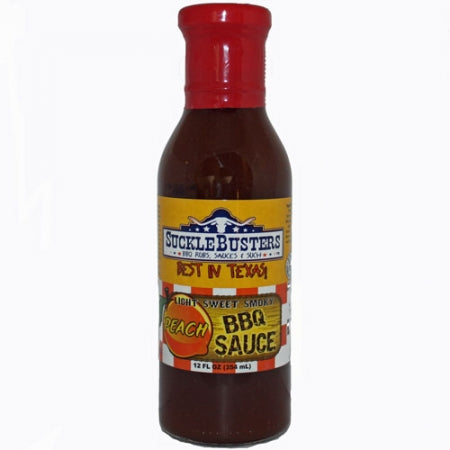 Sucklebusters BBQ Sauce Peach
