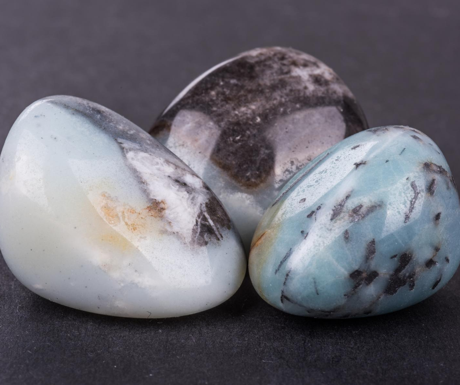 Amazonite colors