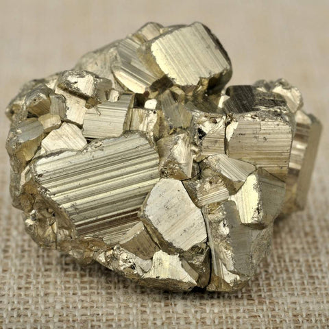Pyrite stone meaning