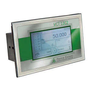 Pavone Sistemi MCT 1302 Weight Indicator provided by CE Transducers