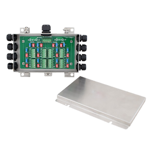 Skantronics SK-J08-SS Junction Box (8 Cell) provided by CE Transducers