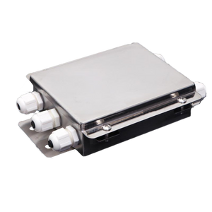 Skantronics SK-J04-SS-LG Junction Box (4 Cell) provided by CE Transducers