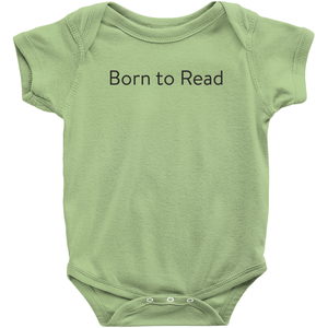Born to Read Onesie