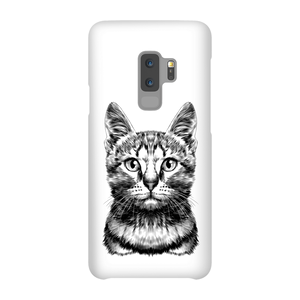 Cat Face Phone Case