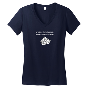 Awkward Snacks T-Shirt