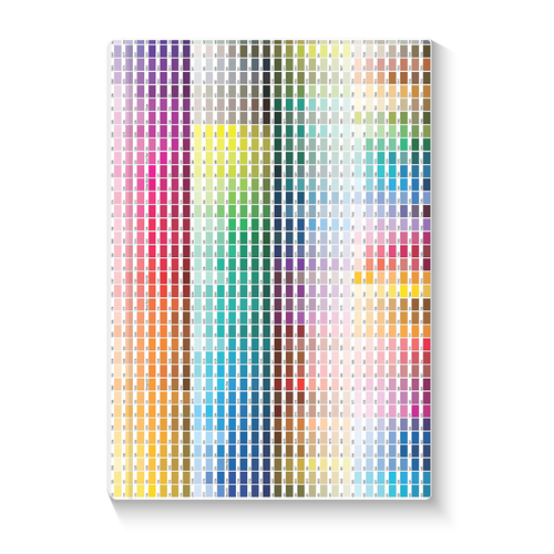Pantone Colors Journal