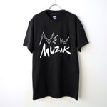 Tomoo Gokita / New Muzak / Black / T-shirt