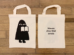"Nieves "" Zine Wall"" Eco Bag"