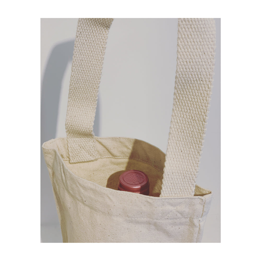Tomoo Gokita / Wine Tote Bag