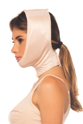 Annette Women's Face and Neck Wrap - 17396MIX