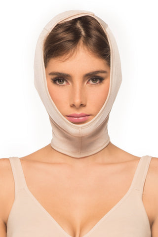 Picture of Annette Women's Face and Neck Wrap - 17396MIX