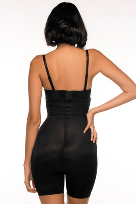 Annette Women's Extra Firm Control High Waist Long Leg Shaper-17546