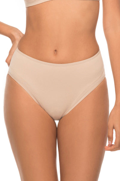 Annette Women's Panty with Tummy Shaper Control- 17525PAN