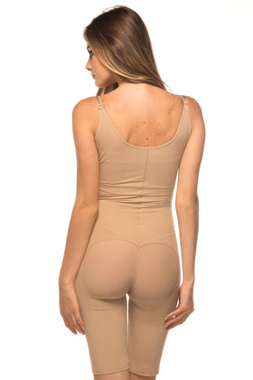 Annette Women's High Back Above Knee Girdle- AS-9001