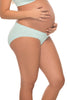 Annette Women's Cute Polkadot Pregnancy Brief- IM0005PT
