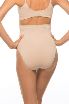 Annette Women's Light Control Post Pregnancy High Waist Shaper- IM0006PT