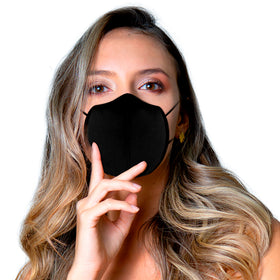 Face Mask made with Anti-Fluid Treatment - N98