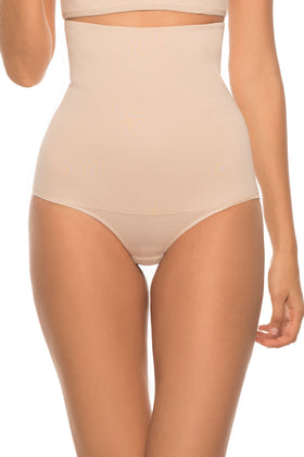 Annette Women's Firm Control High Waist Panty- PC-5035