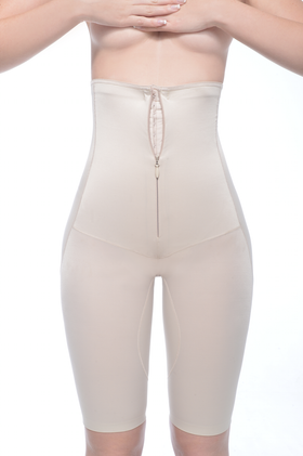 Above the Knee High Waist Girdle IC-3003