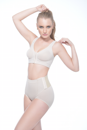 Seamless Post Pregnancy Girdle IM-6013