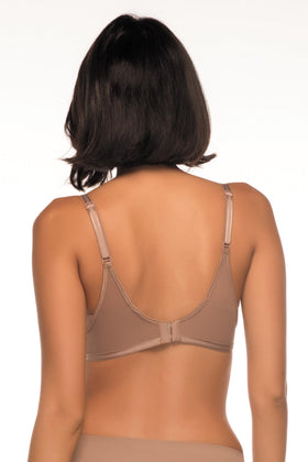 Annette Women's Wireless Bra with Additional Outside Support- UN0016BR