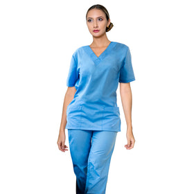 Uniform Made with Anti-Fluid Treatment - N2