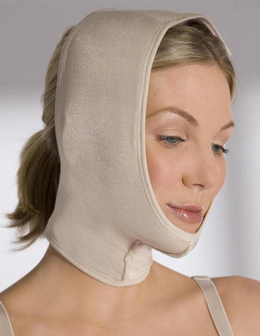 Picture of Face & Neck Compression Garment - 17396