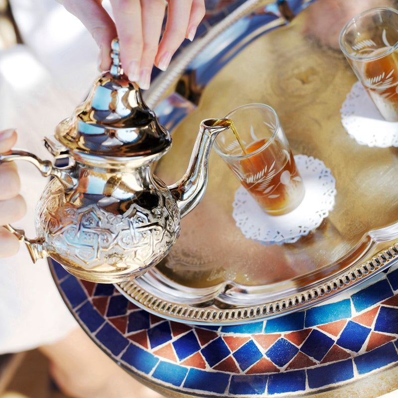 Moroccan Tea Time