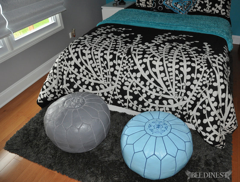 HOW TO USE A POUF
