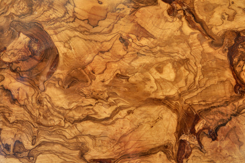olive wood grains