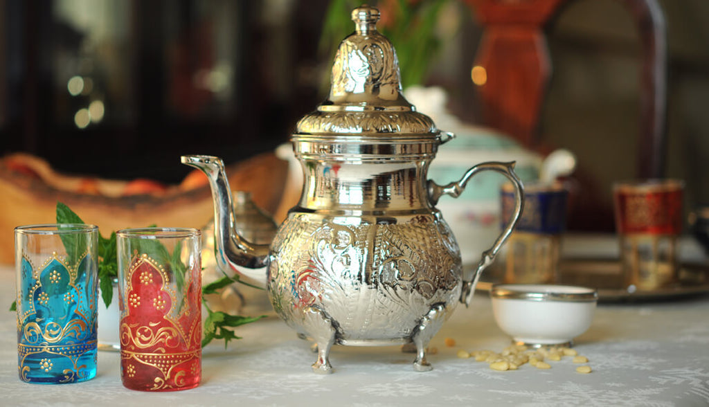 Moroccan Teapot Collection At Beldinest